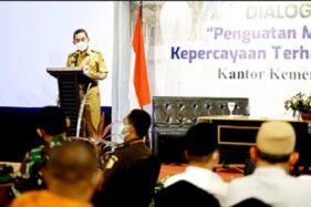Hadiri Dialog Lintas Agama, Bupati Pati Soroti Aksi Terorisme