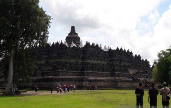Candi Borobudur (Antara)