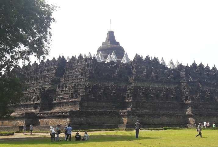 Kuota Pengunjung Candi Borobudur Jadi 10.000 Orang di Libur Lebaran
