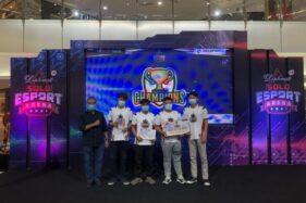 Encore E-Sport Dari Solo Juarai PUBG Mobile Diplomat Solo E-sport Arena