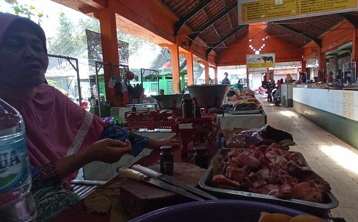 H-1 Ramadan, Harga Daging Sapi di Sragen Tembus Rp120.000 per Kg, Telur Rp25.000 per Kg