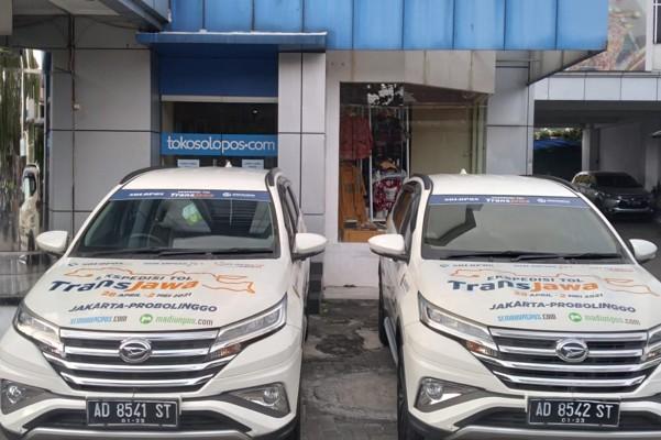 Ekspedisi Tol Trans Jawa : Geliat di Tengah Pandemi, Peluang Ekonomi Menanti