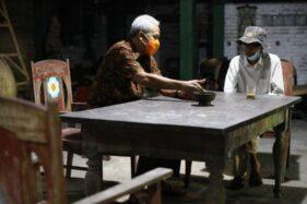 Gubernur Ajak Seniman Gaek Magelang Bahas Kawasan Wisata Borobudur