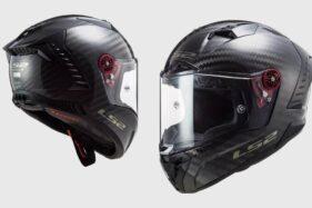 LS2 Thunder FF805 Jadi Helm Alternatif Pilihan Pembalap Dunia
