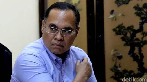 Guru Besar Hukum Internasional UI, Hikmahanto Juwana. (detik.com)