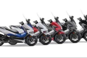 Inilah Deretan Honda Forza yang Diharapkan Hadir Tahun 2021