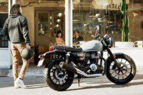 Honda Jepang Resmi Luncurkan Sepeda Motor Roadster Retro GB350 & GB350S