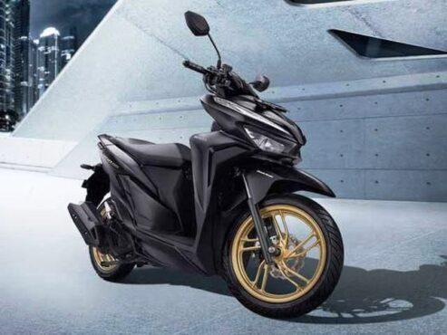 Vario 160 Dirumorkan Menjadi Senjata Terbaru Skutik Honda