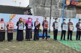 Milad ke-2, ITS PKU Muhammadiyah Surakarta Memberikan Reward Umrah