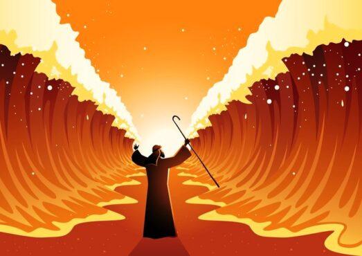 Giliran Tongkat Nabi Musa Dicari Setelah Temuan Kereta Firaun
