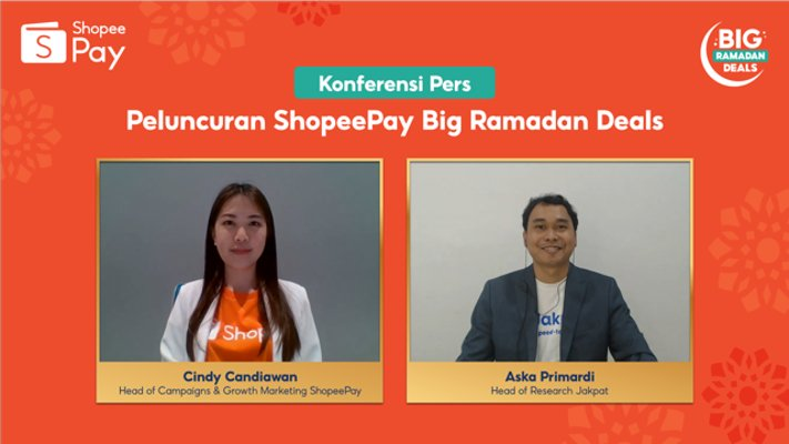 Penuhi Wishlist Masyarakat Indonesia saat Ramadan dan Lebaran, ShopeePay Luncurkan Kampanye Big Ramadan Deals
