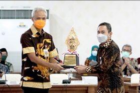 Kabupaten Pati Peringkat Terbaik Pembangunan Daerah Tingkat Jateng