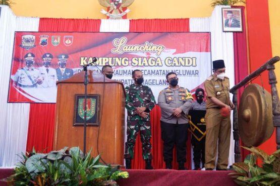 Kampung Siaga Candi Desa Jamuskauman, Kecamatan Ngluwar, Kabupaten Magelang. (Beritamagelangid)