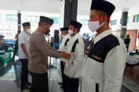 42 Dai Kamtibmas Pemalang Ikut Cegah Bibit Radikalisme di Pondok Pesantren
