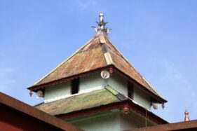 Masjid Agung Baitunnur, Pusat Islam di Kabupaten Blora Sejak Tahun 1722