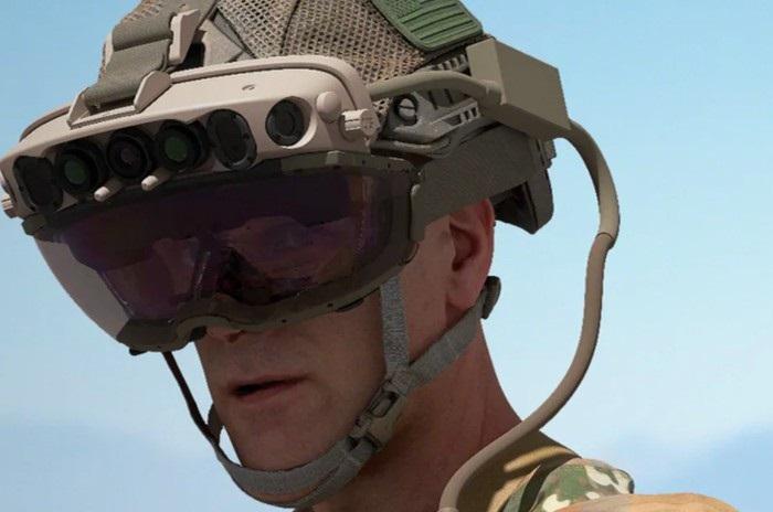 Microsoft Pasok 120.000 Hololens untuk Angkatan Darat Amerika Serikat
