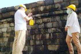 Minyak Atsiri Resmi Jadi Obat Pengawet Batuan Candi Borobudur