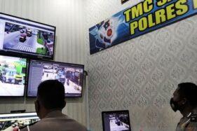 400 Pelanggar Lalu Lintas Terekam Kamera CCTV Satlantas Polres Kudus