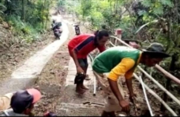 Akhirnya 80% Warga Desa Tlogoharjo, Wonogiri Bisa Nikmati Air Bersih