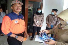 BPBD Kabupaten Magelang Buka Pintu Permohonan Masker