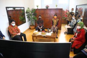 Menkominfo Apresiasi Desa Cerdas Jawa Tengah
