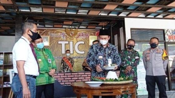 Persemian TIC Kabupaten Pemalang. (Pemalangkabgoid)