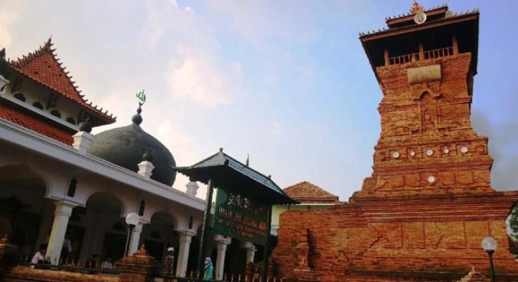 Ada Replika Menara Kudus di Masjid Peninggalan Kiai Udan Panas