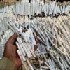 Kediri Canangkan Gempur Rokok Ilegal