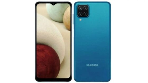 Samsung Galaxy M12 (newsbytesappcom)