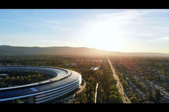 Salah satu sudut kawasan Silicon Valley, selatan San Francisco, California, yang menjadi rujukan Bukit Algoritma. (Anadolu Agency)