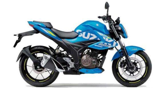 Suzuki GixxerSF 250 (Liputan6com)