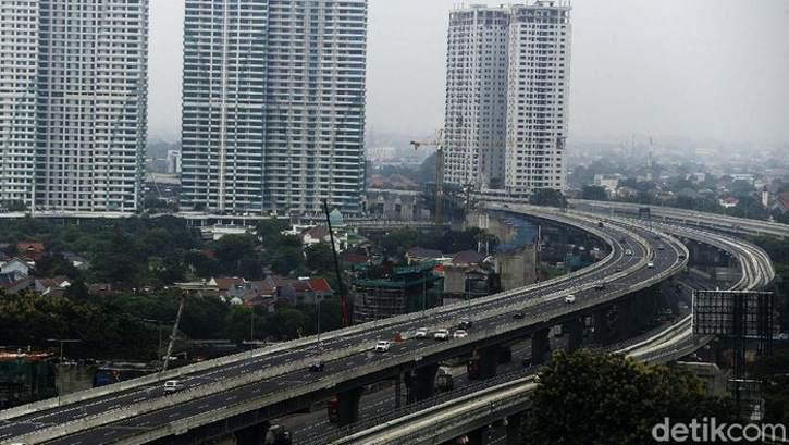 Jalan Tol di Jakarta ini Diganti Namanya dengan Nama Pangeran Arab