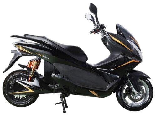 Sepeda Motor Listrik Treeletrik Malaysia Perluas Pasar ke Indonesia