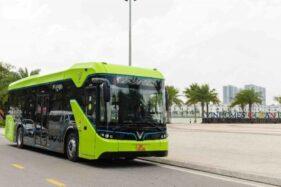 Pabrikan Mobnas Vietnam Tak Mau Kalah Bikin Bus Listrik Versi Massal