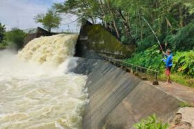 Pintu Spillway WGM Wonogiri Dibuka, Ada Pengaruh Gempa Malang?