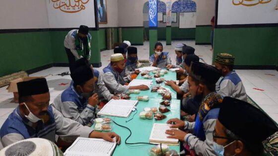 Warga binaan Rutan Kelas IIB Blora diajak ramaikan kegiatan Ramadan 1442 H. (Blorakabgoid)