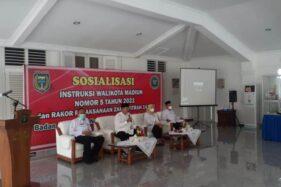 Wali Kota Madiun Imbau Seluruh ASN Bayar Zakat