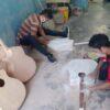 Sempat Terpuruk, Pengrajin Gitar Desa Ngrombo Sukoharjo Bergairah Lagi