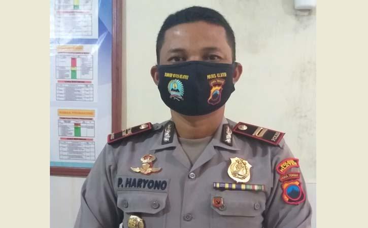 Jemput Bola Layanan SKCK, Polisi Klaten Jadi Tempat Curhat