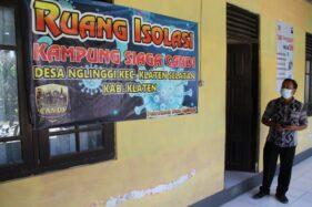 Dilema Mudik dan Potret Karantina Desa di Klaten