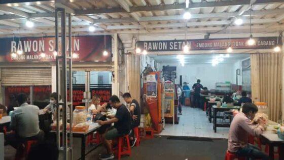 Masuk Surabaya Lewat Tol Trans Jawa, Jangan Lupa Cicipi Kuliner Rawon Setan