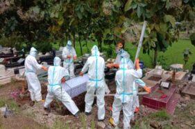 Rekor Baru! Sehari Ada 17 Pemakaman Pasien Covid-19 di Wonogiri