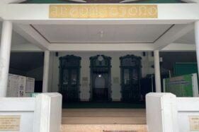 Inilah Masjid Tertua di Tawangmangu Karanganyar, Dibangun Punggawa Keraton Solo