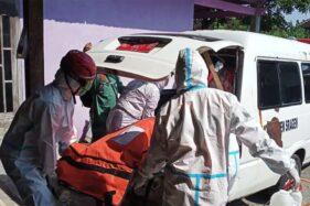 Baru 3 Hari Ngontrak Rumah di Sragen, Warga Kebakkramat Ditemukan Meninggal