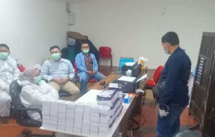 Keterlaluan! 5 Pegawai Kimia Farma Diagnostik ini Gunakan Alat Swab Test Bekas di Bandara Kualanamu