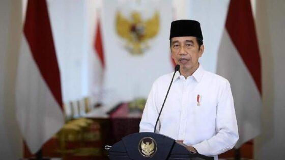 Presiden Jokowi. (Istimewa)