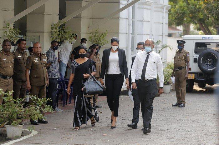 Buntut Insiden Mrs Sri Lanka 2020, Caroline Jurie Berurusan dengan Polisi
