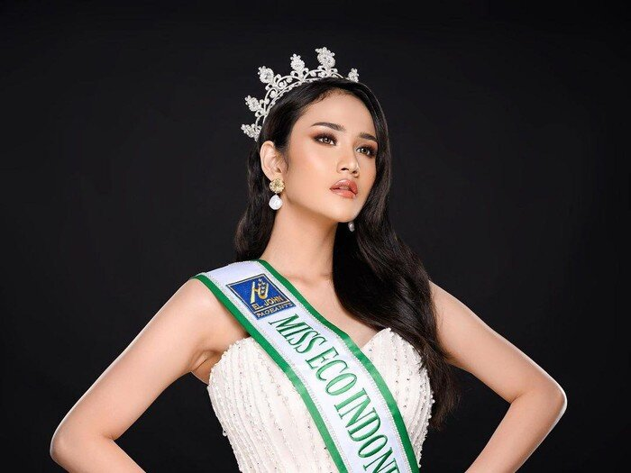 Di-Bully Saat di Miss Eco International, Intan Wisni Buka Suara