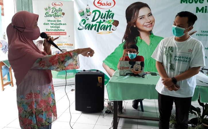 Sosialisasi 2 Pekan, Jaring 1.200 Duta Santan Sasa Soloraya