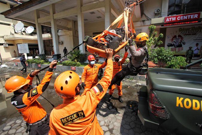 Walah, Balai Kota Solo Ternyata Belum Dilengkapi Petunjuk Evakuasi Kondisi Darurat!